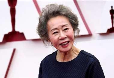 Ella es la sudcoreana que fue premiada como mejor actriz secundaria