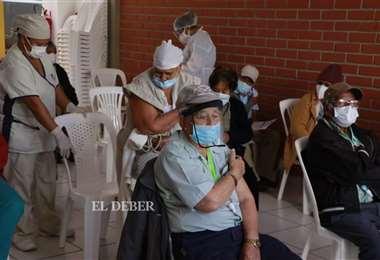 Fotos: Juan Carlos Torrejón/ABI/Sedes La Paz