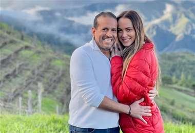 Fátima y Luis Fernando comparten fotos y mensajes cada vez más seguido