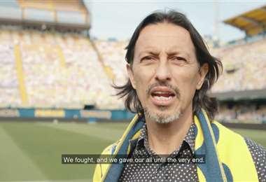 Video motivacional del Villarreal. Video: Villarreal