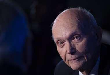 Collins falleció a sus 90 años. Foto AFP