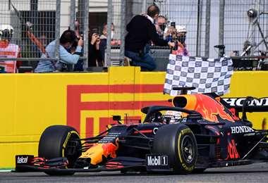 La próxima competencia será el GP de Portugal el 2 de mayo. Foto: AFP