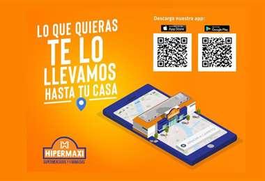 La App está disponible para las ciudades de La Paz, Cochabamba y Santa Cruz.
