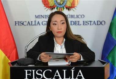 Nayra Padilla Gorena, directora del IDIF
