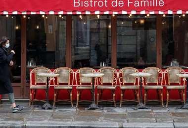 Francia quiere volver a la normalidad