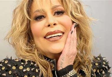 Alejandra Guzmán dijo que se encontraba bien tras la operación