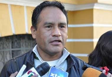 Galo Bonifaz fue asambleísta del MAS y después viceministro