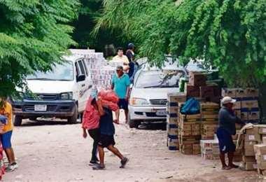 El contrabando genera una competencia desleal a la producción nacional