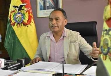 Galo Bonifaz, exviceministro de Transportes. Foto. Internet