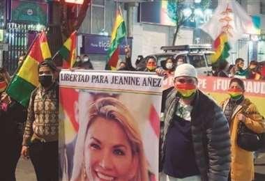 Parlamento Europeo instó al gobierno a liberar a Áñez y otros presos políticos