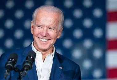 Biden ya ha dejado clara su apuesta: quiere avanzar rápidamente con ambiciosos planes
