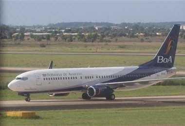 El vuelo 1735, según BoA tiene pasajeros seleccionados  (Foto: Ricardo Montero)