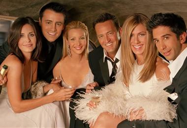 Imagen del elenco de la serie
