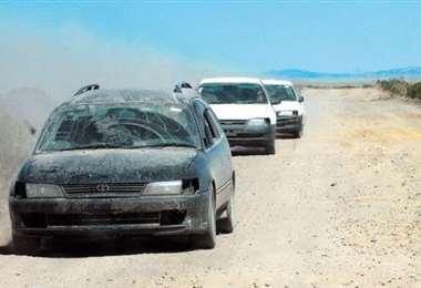 La CAB calcula entre 250.000 y 300.000 la cifra de autos ilegales que circulan en el país