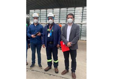 Embol cuenta con cuatro plantas industriales