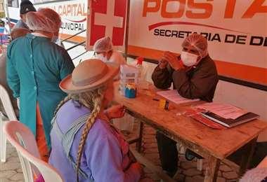 Faltan vacunas anticovid en Tarija