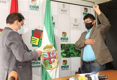 Adalberto Rojas Arteaga es abogado de profesión
