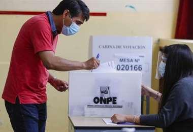 Más de 25 millones de peruanos están convocados a las urnas. Foto El Comercio