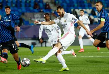 El Real Madrid viene de eliminar en octavos de final al Atalanta. Foto: Internet