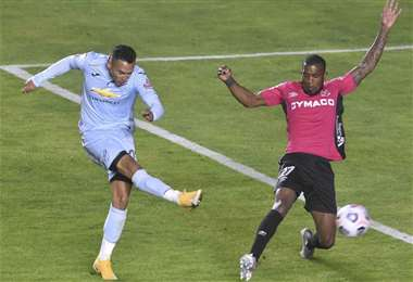 Bolívar eliminó en la fase 3 de la Copa a Wanderers de Uruguay. Foto: APG Noticias