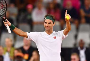 Federer volvió hace poco después de 13 meses de baja por lesión. Foto: Internet