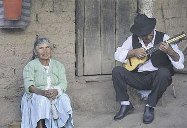 FOTO: SOCIEDAD BOLIVIANA DEL CHARANGO/ALFREDO COCA