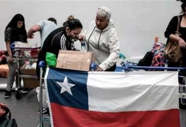 """Piñera afirmó que la prioridad era """"la salud de todos los habitantes de Chile""""."""