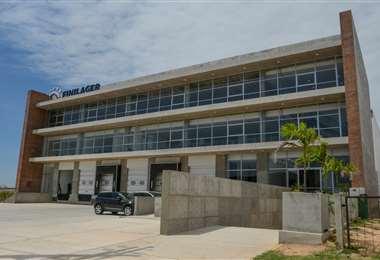 Centro Corporativo Finilager
