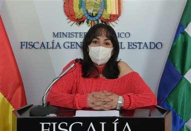 Díaz brindó el reporte este miércoles