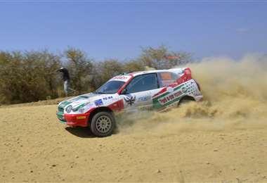 La temporada nacional de automovilismo costa de ocho fechas. Foto: Febad