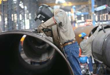 La manufactura impulsa la economía regional (Foto: Fuad Landívar)