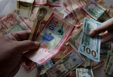 Se espera un buen desempeño de la economía nacional (Foto: EL DEBER)