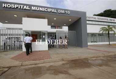 Nuevo Hospital en el Distrito 10. Foto: Jc Torrejón