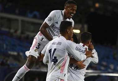 El Real Madrid llega con mayor motivación a este partido. Foto: AFP