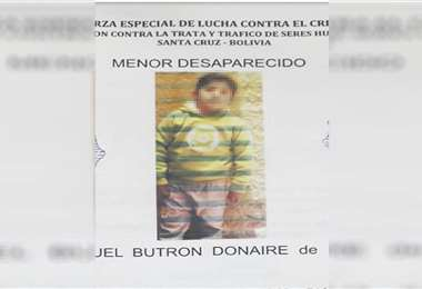 Un niño de 12 años que estaba desaparecido, fue encontrado