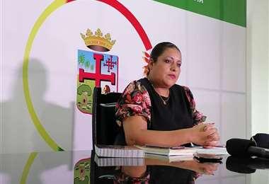 La diputada Verónica Aguilar propone la cadena perpetua en Bolivia