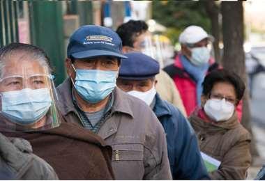 Piden a la población respetar los protocolos sanitarios. Foto: APG Noticias