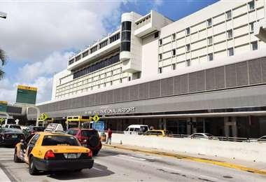 Miami habilitó la vacunación en el Aeropuerto Internacional