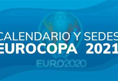 Eurocopa 2021. Foto: Internet