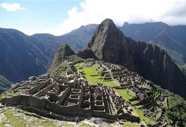 Machu Picchu es uno de los lugares más visitado en Perú. Foto. Internet