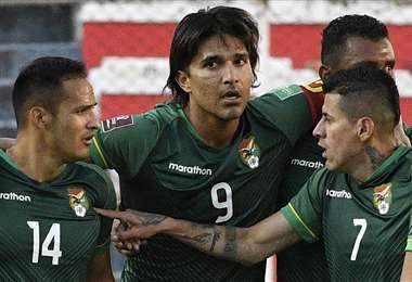 Martins es el mayor referente del fútbol boliviano. Foto: Archivo