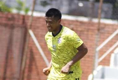 Ríos reaparecerá le miércoles después de un mes y tres días. Foto: Prensa Real SC