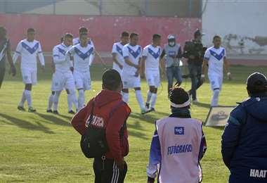 El Tribunal de Honor de San José se preocupa por los jugadores de su equipo. Foto: APG