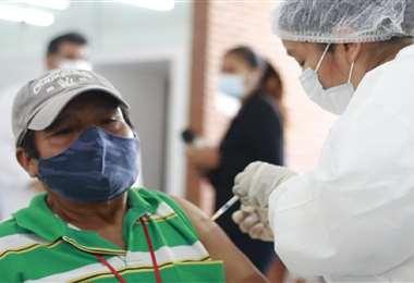 Actualmente, el Sedes lleva adelante la vacunación