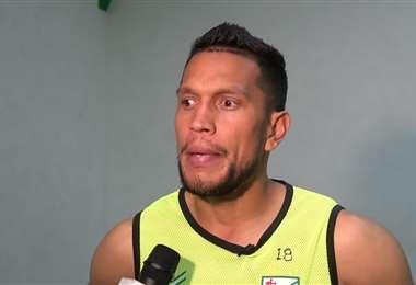 Wilson Quiñónez, arquero de Oriente. Video: Club Oriente Petrolero