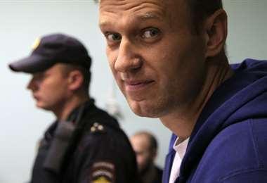 Alistan una ley para excluir de las elecciones a los partidarios de Navalni