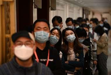 El censo decenal en China terminó en diciembre pasado