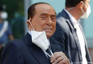 Hospitalizan de nuevo a Silvio Berlusconi
