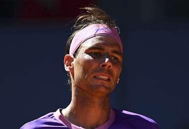 Rafael Nadal, doble campeón olímpico. Foto: AFP