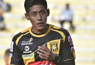 Ramiro Vaca, volante atigrado